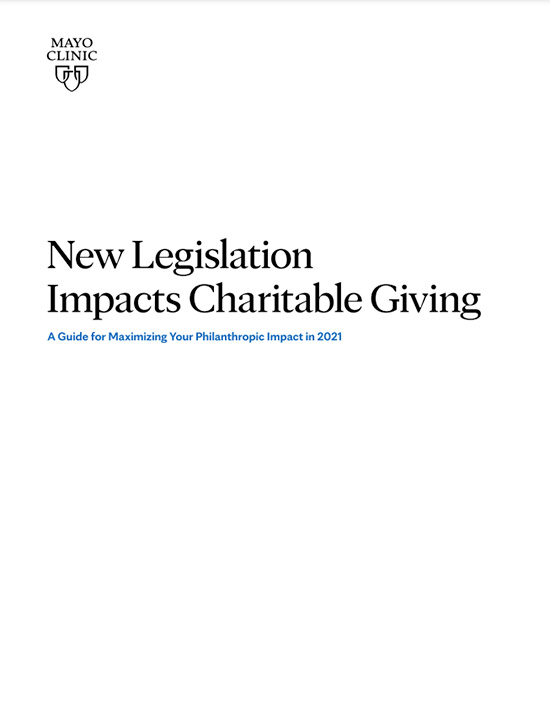 The CARES Act and Charitable Giving