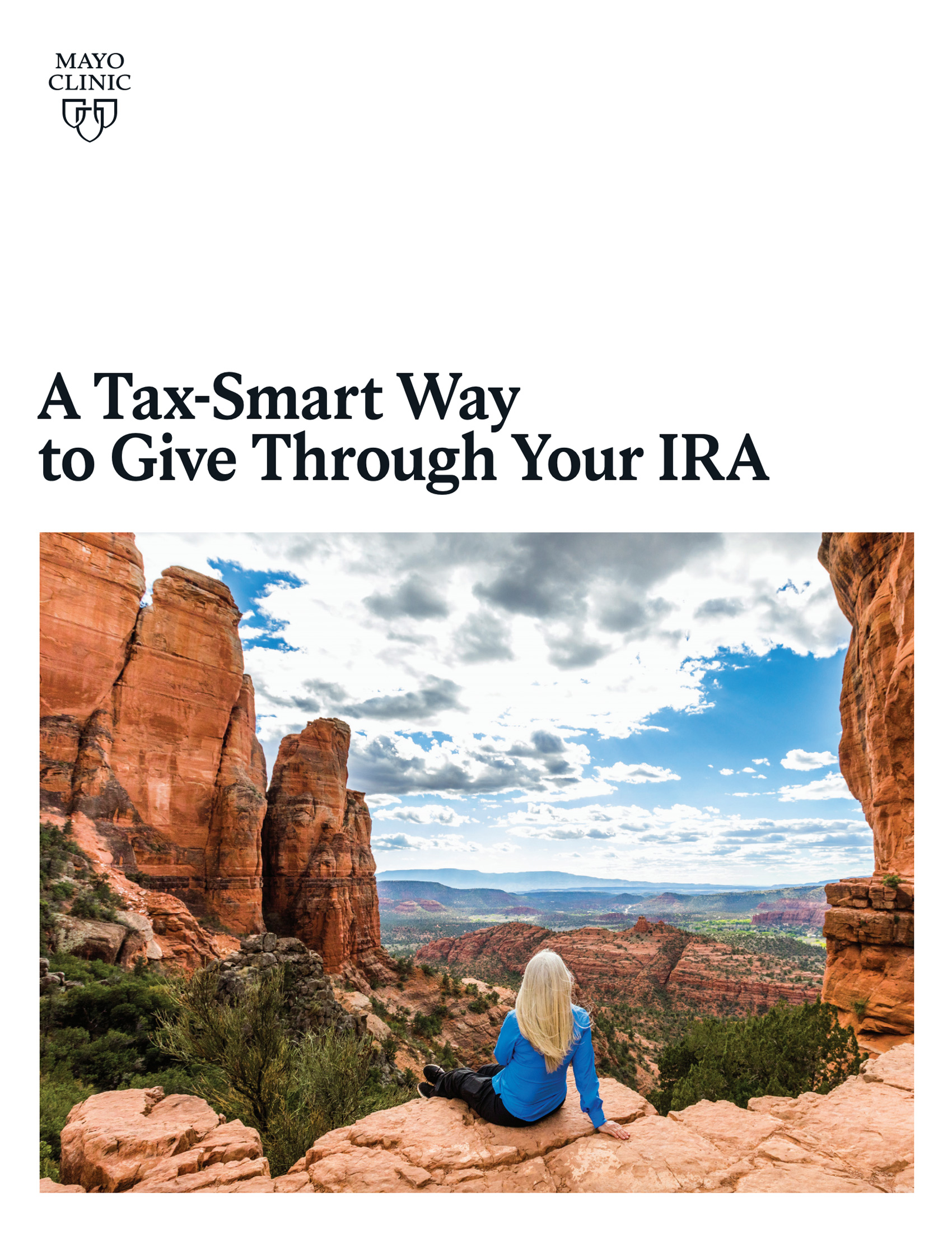 A Tax-Smart Way to Give Through Your IRA
